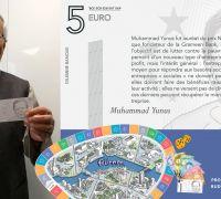 Muhammad YUNUS, prix Nobel et surnommé «banquier des pauvres» découvre Dilemme